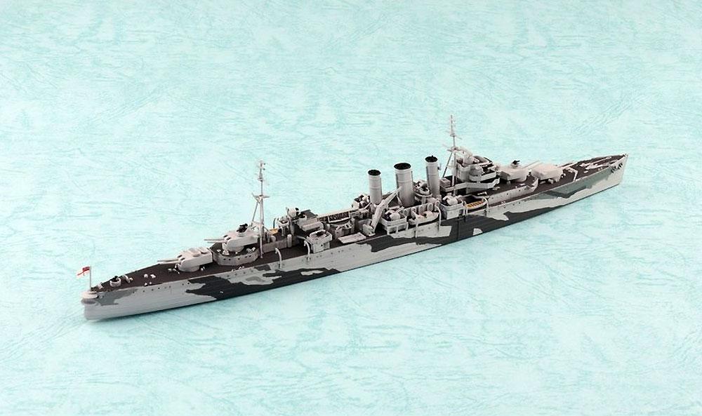 英国海軍 重巡洋艦 ノーフォークプラモデル(アオシマ1/700 ウォーターラインシリーズNo.809)商品画像_2