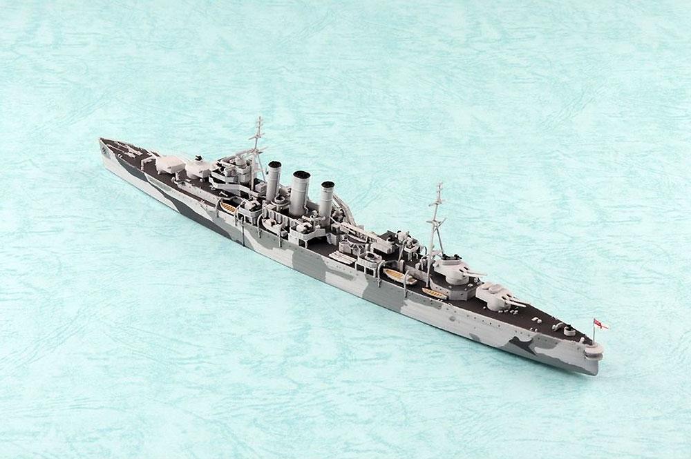 英国海軍 重巡洋艦 ノーフォークプラモデル(アオシマ1/700 ウォーターラインシリーズNo.809)商品画像_3