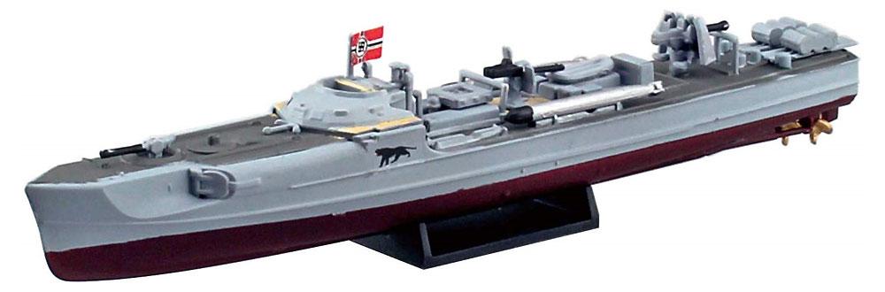 Sボート S-100プラモデル(アオシマ1/350 アイアンクラッドNo.056592)商品画像_2