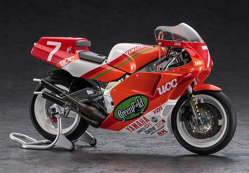 ヤマハ YZR500 (0WA8) 1989 全日本ロードレース選手権 GP500 (UCC)プラモデル(ハセガワ1/12 バイクシリーズNo.21722)商品画像_2