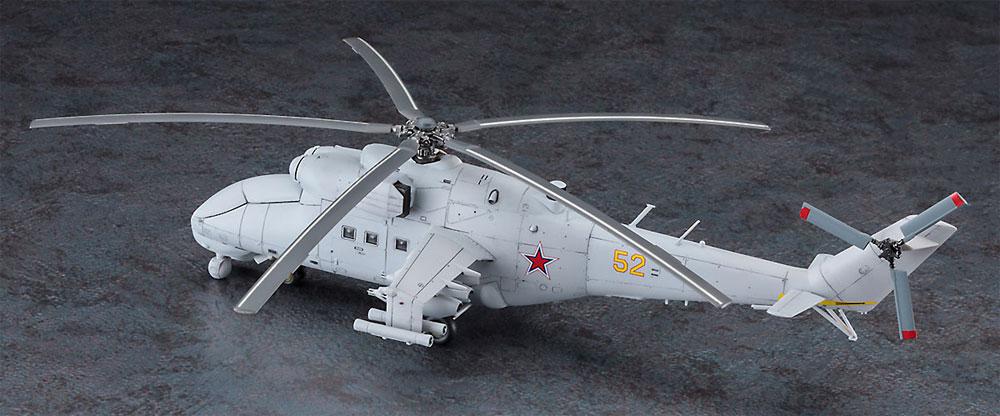Mi-24 ハインド UAVプラモデル(ハセガワ1/72 飛行機 限定生産No.02317)商品画像_4