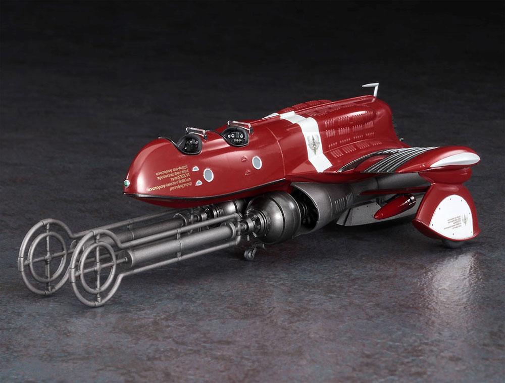 ヴァンシップ 高圧縮蒸気爆弾装備機 (ラストエグザイル)プラモデル(ハセガワクリエイター ワークス シリーズNo.64778)商品画像_3