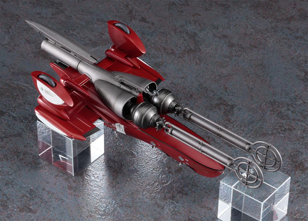 ヴァンシップ 高圧縮蒸気爆弾装備機 (ラストエグザイル)プラモデル(ハセガワクリエイター ワークス シリーズNo.64778)商品画像_4