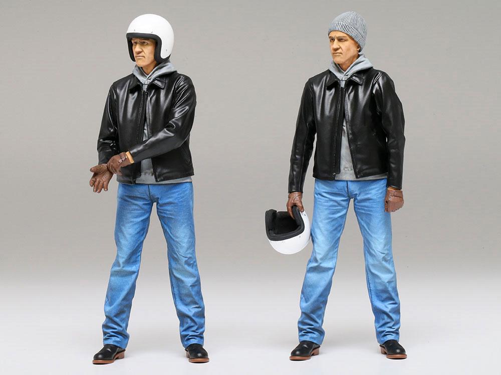 ストリートライダープラモデル(タミヤ1/12 オートバイシリーズNo.137)商品画像_2