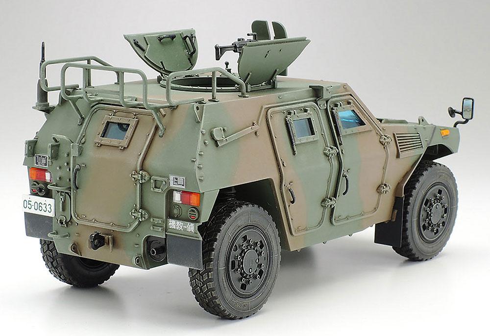 陸上自衛隊 軽装甲機動車 (LAV)プラモデル(タミヤ1/35 ミリタリーミニチュアシリーズNo.368)商品画像_4