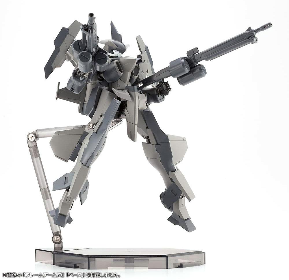ヘヴィマシンガンプラモデル(コトブキヤM.S.G モデリングサポートグッズ ウェポンユニットNo.MW044)商品画像_3