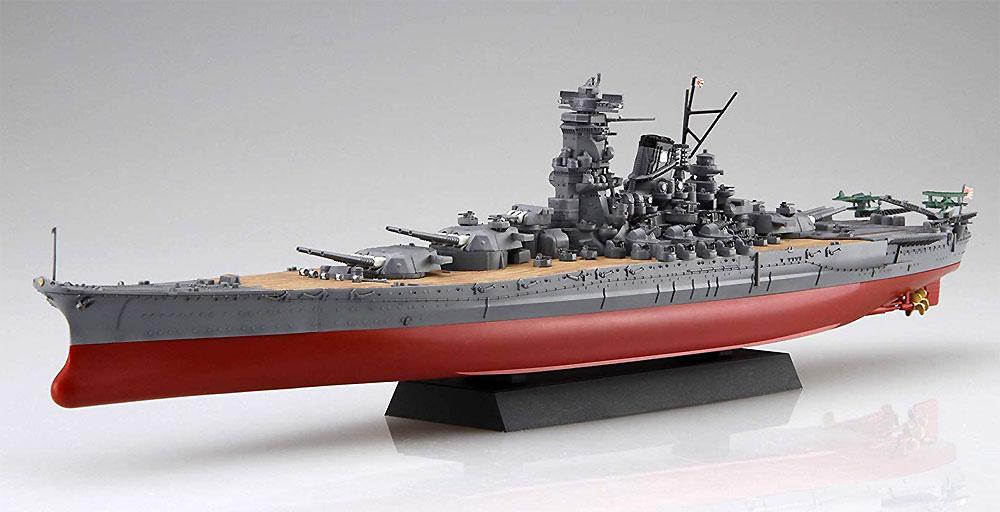 日本海軍 戦艦 大和 特別仕様 純正エッチングパーツ&木甲板シール付きプラモデル(フジミ艦NEXTNo.001EX-002)商品画像_2
