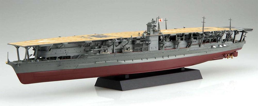 日本海軍 航空母艦 赤城 特別仕様 純正エッチングパーツ&木甲板シール付きプラモデル(フジミ艦NEXTNo.004EX-002)商品画像_2
