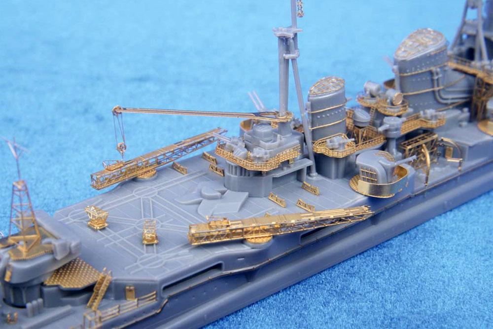 日本海軍 重巡洋艦 妙高 エッチングパーツ & 2ピース 25ミリ機銃エッチング(フジミ艦船模型用グレードアップパーツNo.特007EX-101)商品画像_3
