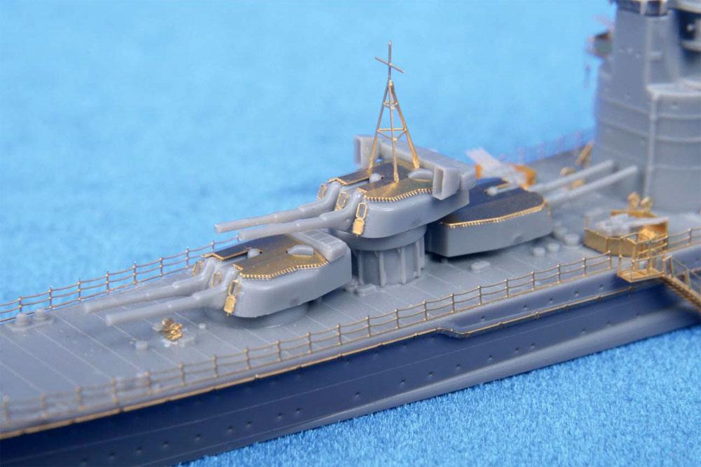 日本海軍 重巡洋艦 妙高 エッチングパーツ & 2ピース 25ミリ機銃エッチング(フジミ艦船模型用グレードアップパーツNo.特007EX-101)商品画像_4