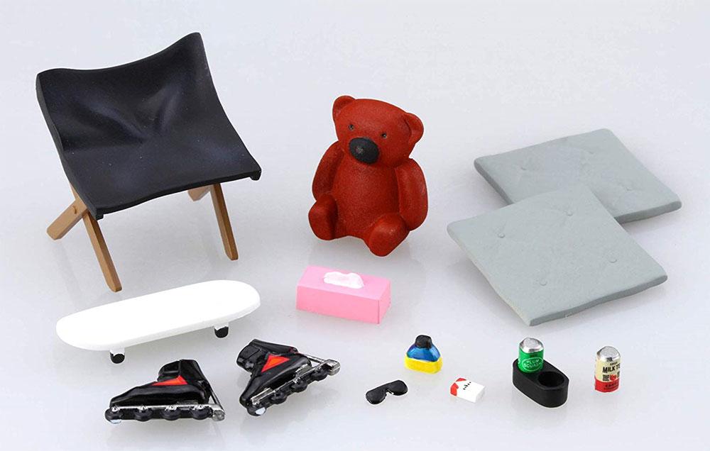 アクセサリーパーツプラモデル(フジミガレージ&ツールNo.006)商品画像_3
