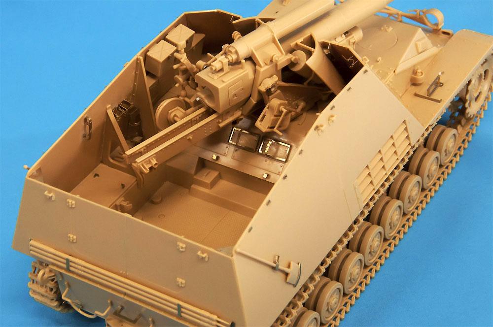 フンメル 重自走榴弾砲用 エッチングセット (タミヤ用)エッチング(パッションモデルズ1/35 シリーズNo.P35-150)商品画像_2
