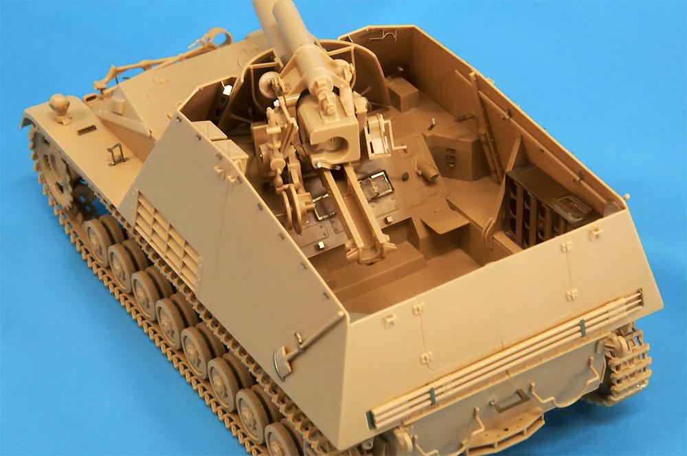 フンメル 重自走榴弾砲用 エッチングセット (タミヤ用)エッチング(パッションモデルズ1/35 シリーズNo.P35-150)商品画像_4