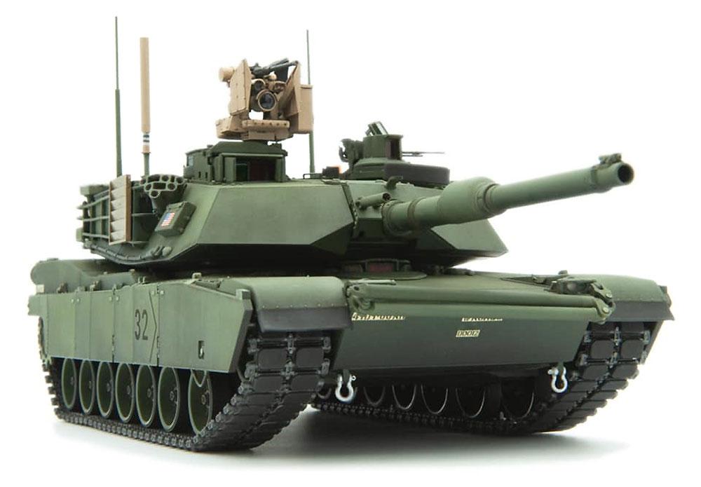 M1A2 SEP V2 エイブラムス アメリカ主力戦車プラモデル(vollo1/35 ミリタリーNo.01101)商品画像_2
