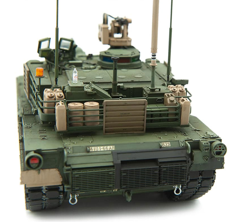 M1A2 SEP V2 エイブラムス アメリカ主力戦車プラモデル(vollo1/35 ミリタリーNo.01101)商品画像_3