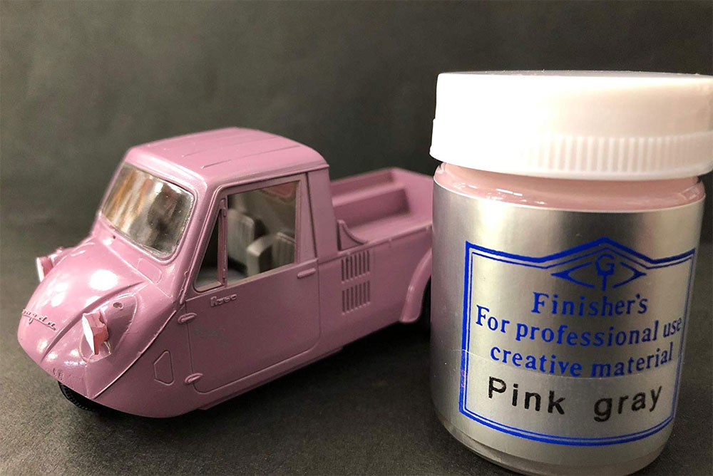 ピンクグレー塗料(フィニッシャーズフィニッシャーズカラーNo.78611)商品画像_1
