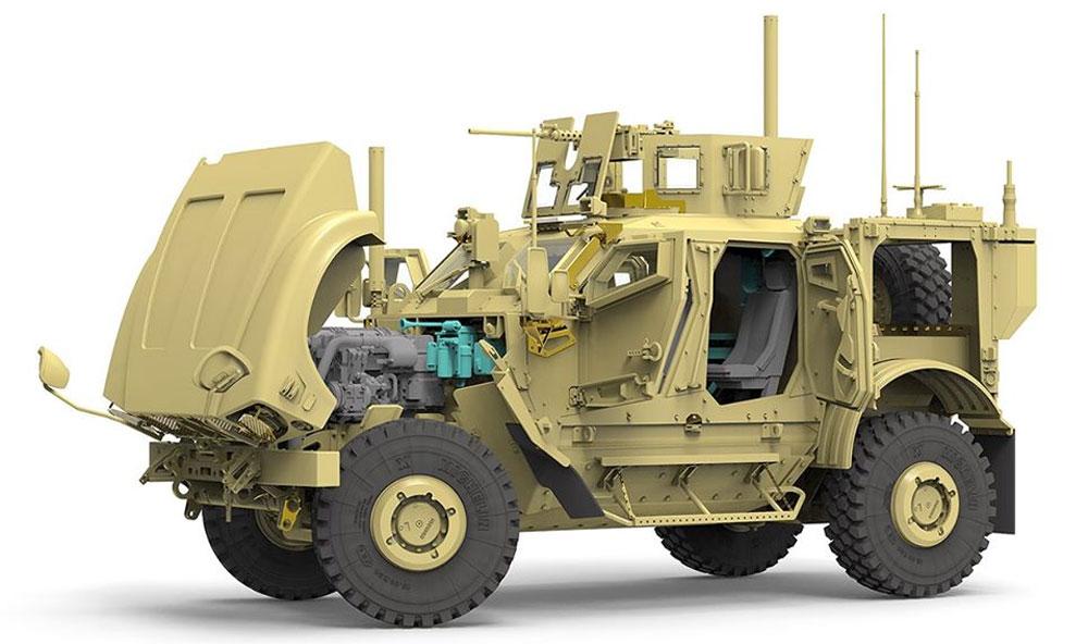 M1240A1 M-ATV フルインテリアキットプラモデル(ライ フィールド モデル1/35 AFVNo.5032)商品画像_2