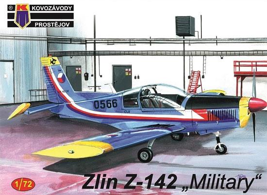 ズリン Z-142 軍用機プラモデル(KPモデル1/72 エアクラフト プラモデルNo.KPM0143)商品画像
