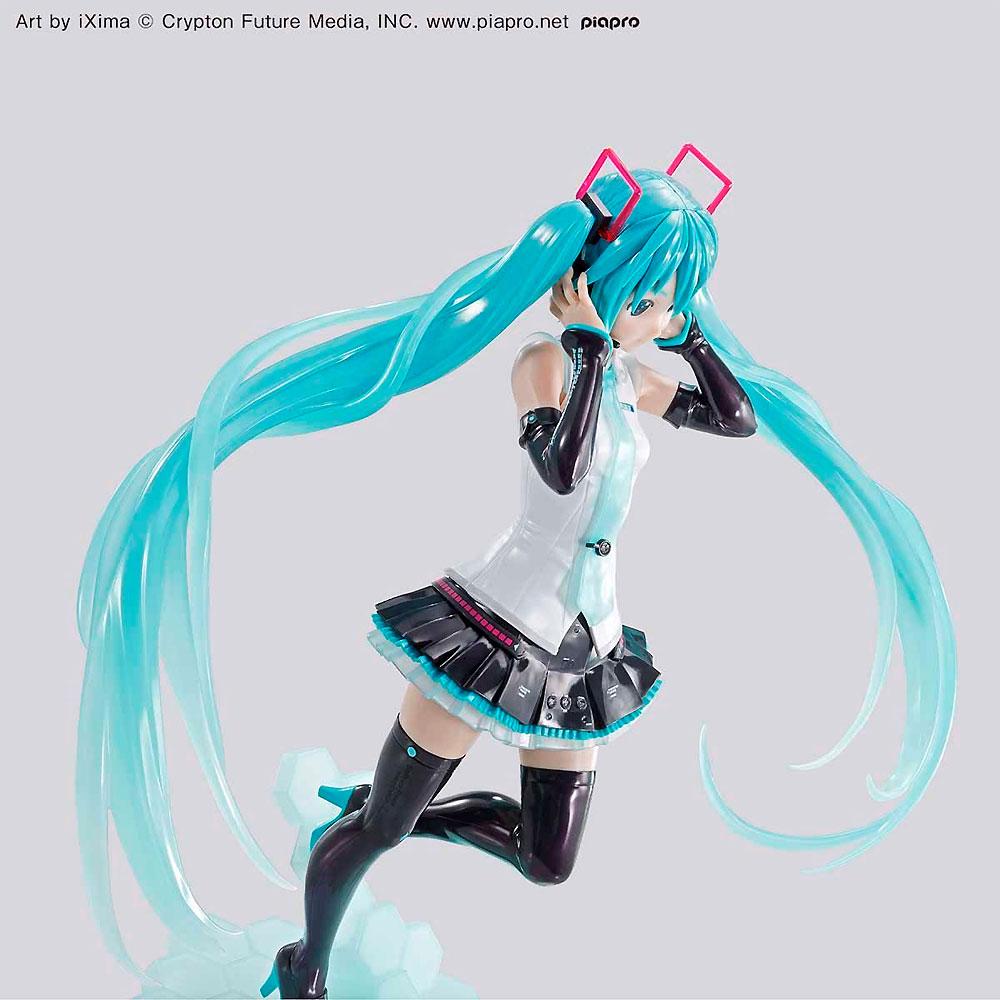 初音ミク V4Xプラモデル(バンダイフィギュアライズ ラボ (Figure-rise LABO)No.5055579)商品画像_3