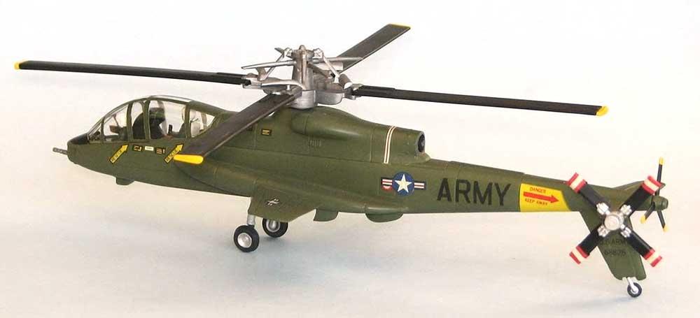 AH-56A シャイアン 攻撃ヘリプラモデル(アトランティスプラスチックモデルキットNo.A506)商品画像_2