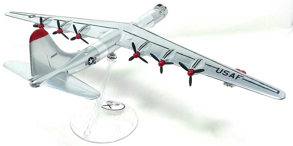 コンベア B-36 大型爆撃機 w/スイベルスタンドプラモデル(アトランティスプラスチックモデルキットNo.H205)商品画像_2