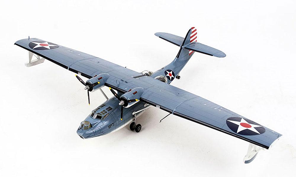 PBY-5 カタリナ パシフィックシアタープラモデル(ウルフパックウルフパックデザイン プレミアムエディションキットNo.WP17204)商品画像_4
