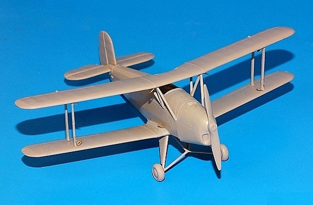 ビュッカー Bu131B ユングマン 練習機プラモデル(RSモデル1/72 エアクラフト プラモデルNo.92238)商品画像_2