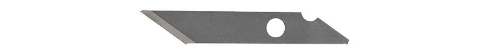 Mr.デザインナイフ用 替刃 10枚入カッター(GSIクレオス研磨 切削 彫刻No.MT702)商品画像_1