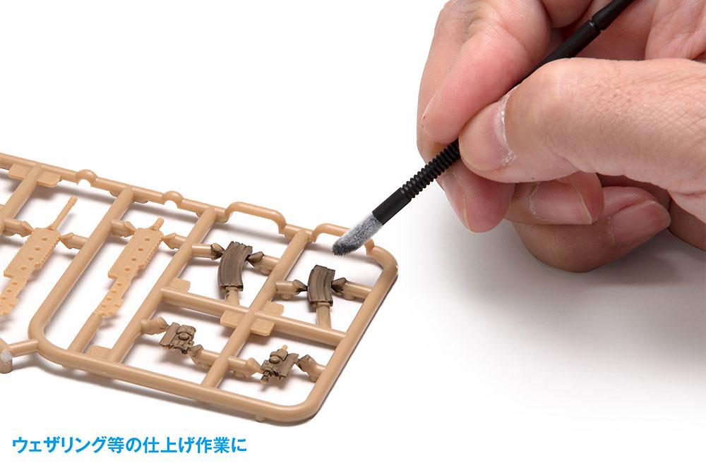 使い切りタイプ 仕上げスティック綿棒(ウェーブホビーツールシリーズNo.OF-052)商品画像_2