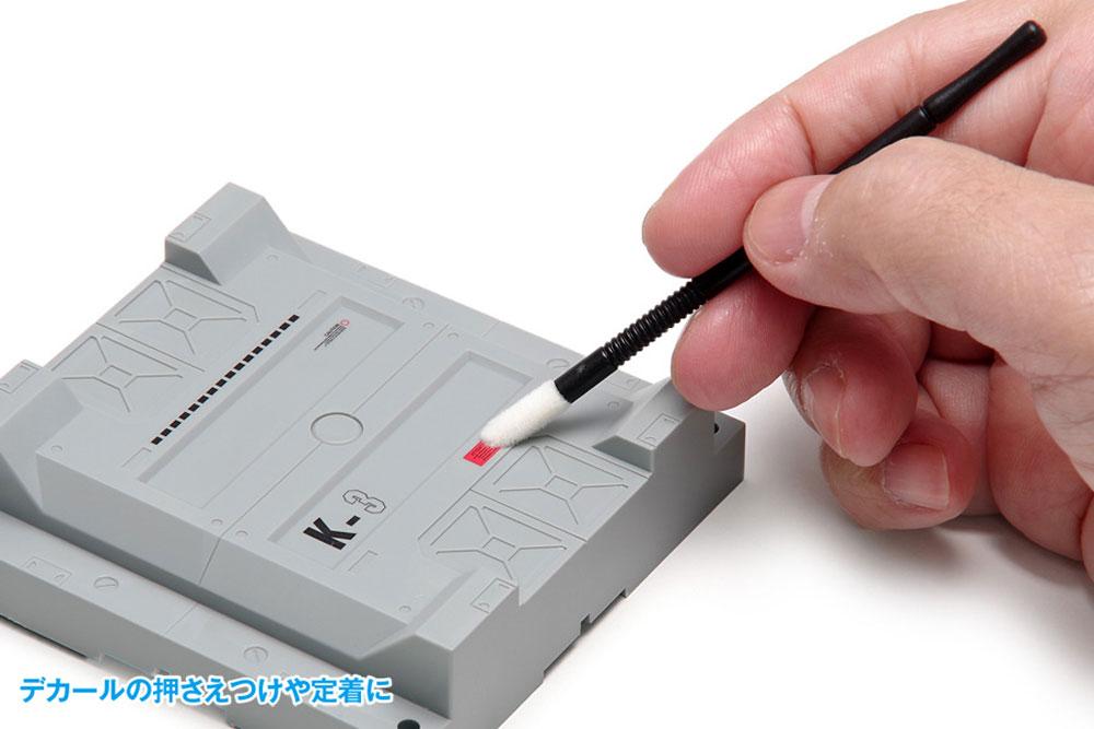 使い切りタイプ 仕上げスティック綿棒(ウェーブホビーツールシリーズNo.OF-052)商品画像_3