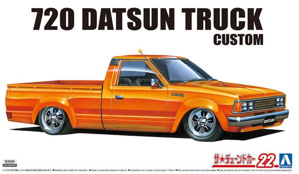 720 ダットサン トラック カスタム