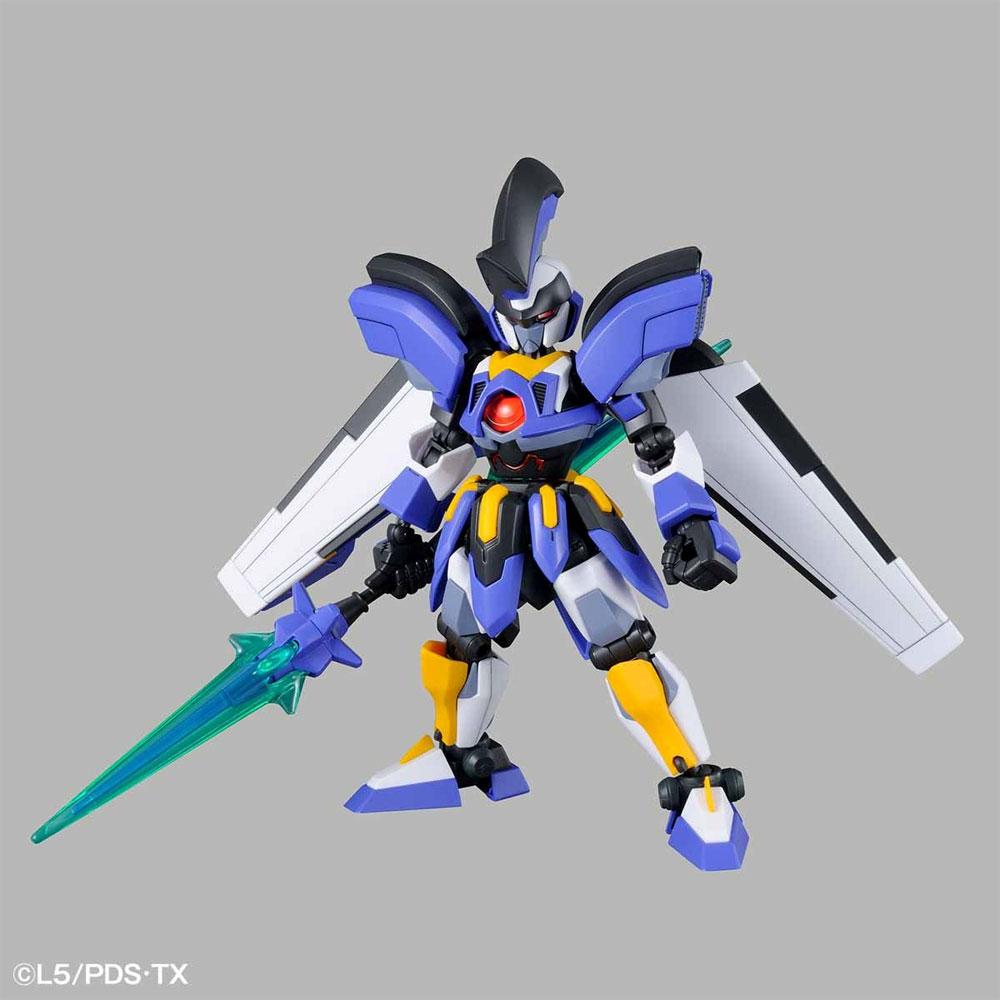 LBX オーディーンプラモデル(バンダイダンボール戦機 ハイパーファンクションNo.003)商品画像_1