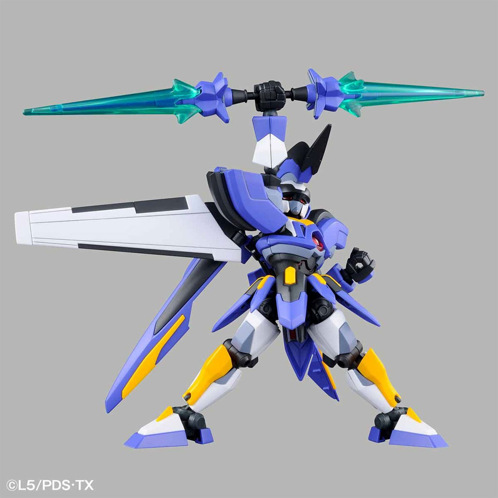 LBX オーディーンプラモデル(バンダイダンボール戦機 ハイパーファンクションNo.003)商品画像_3