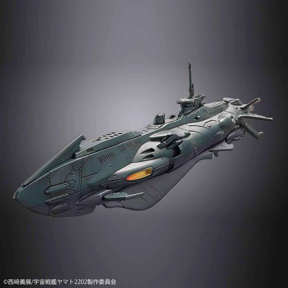 次元潜航艦セットプラモデル(バンダイ宇宙戦艦ヤマト 2202No.5059008)商品画像_3