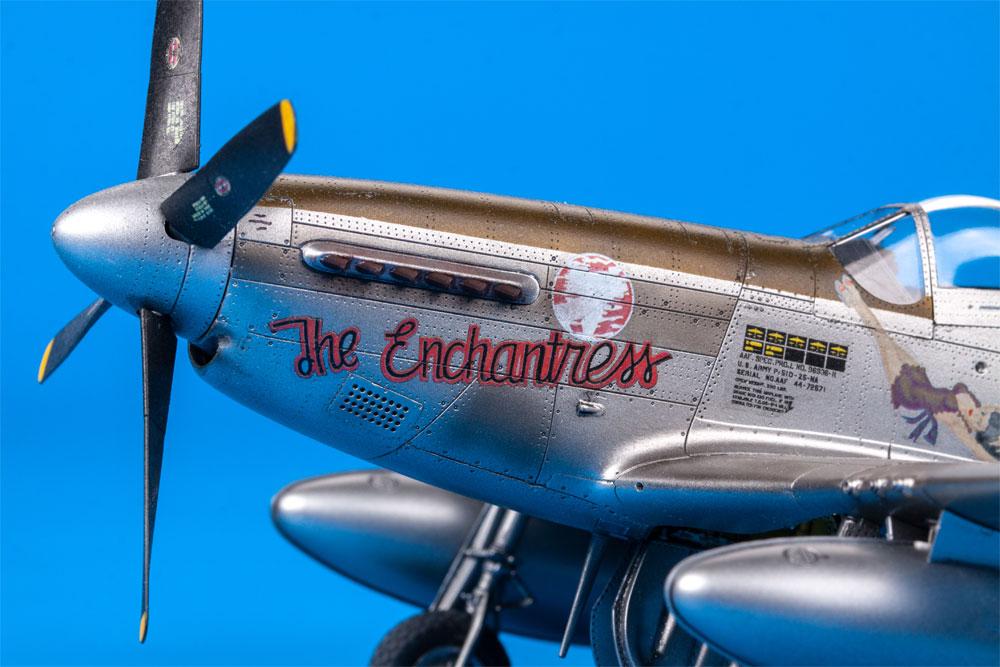 P-51D マスタング デュアルコンボプラモデル(エデュアルド1/48 ロイヤルクラスNo.R0020)商品画像_4