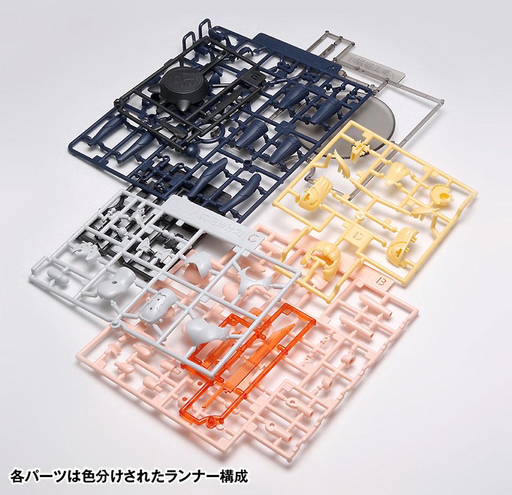 C.A.T.-00 プロトタイププラモデル(橘猫工業プラスチックモデルキットNo.KM-038)商品画像_1