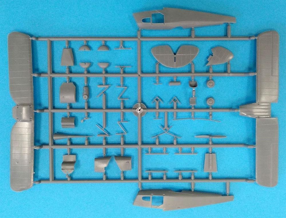 デ・ハビランド D.H.83 フォックス・モス フロート & スキープラモデル(AVIモデル1/72 エアクラフト プラモデルNo.AVI72012)商品画像_1