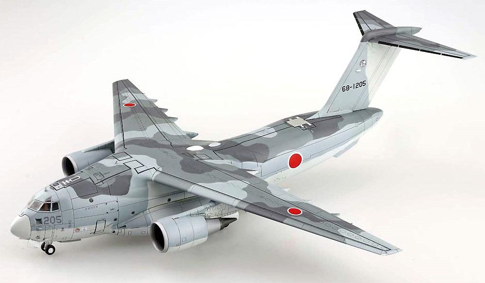 航空自衛隊 C-2 輸送機プラモデル(アオシマ1/144 エアクラフトNo.003)商品画像_1