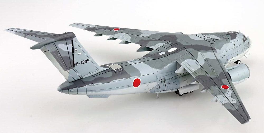 航空自衛隊 C-2 輸送機プラモデル(アオシマ1/144 エアクラフトNo.003)商品画像_2
