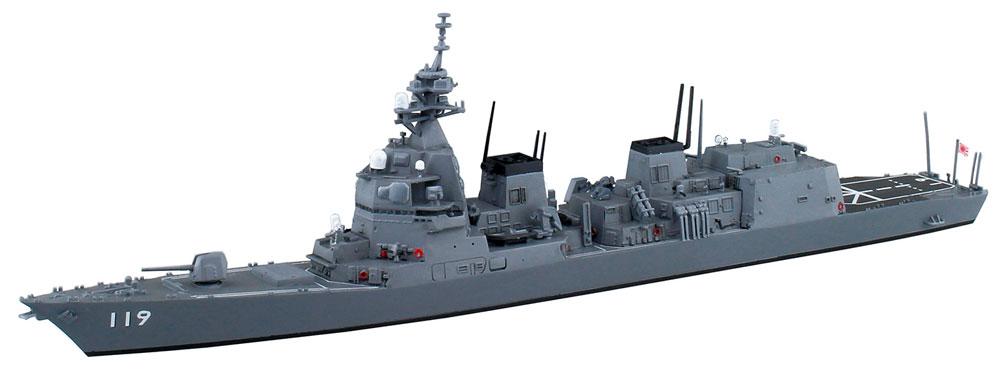 海上自衛隊 護衛艦 あさひプラモデル(アオシマ1/700 ウォーターラインシリーズNo.035)商品画像_1