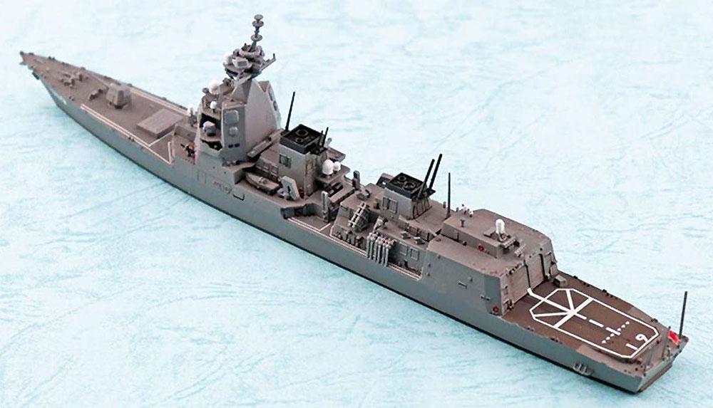 海上自衛隊 護衛艦 あさひプラモデル(アオシマ1/700 ウォーターラインシリーズNo.035)商品画像_2