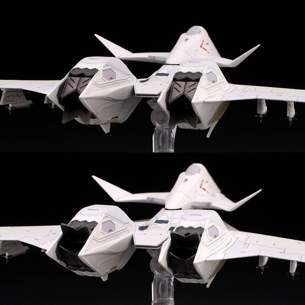 ADFX-10F (エースコンバット スカイズ アンノウン)プラモデル(コトブキヤエースコンバット (ACE COMBAT)No.KP513)商品画像_4