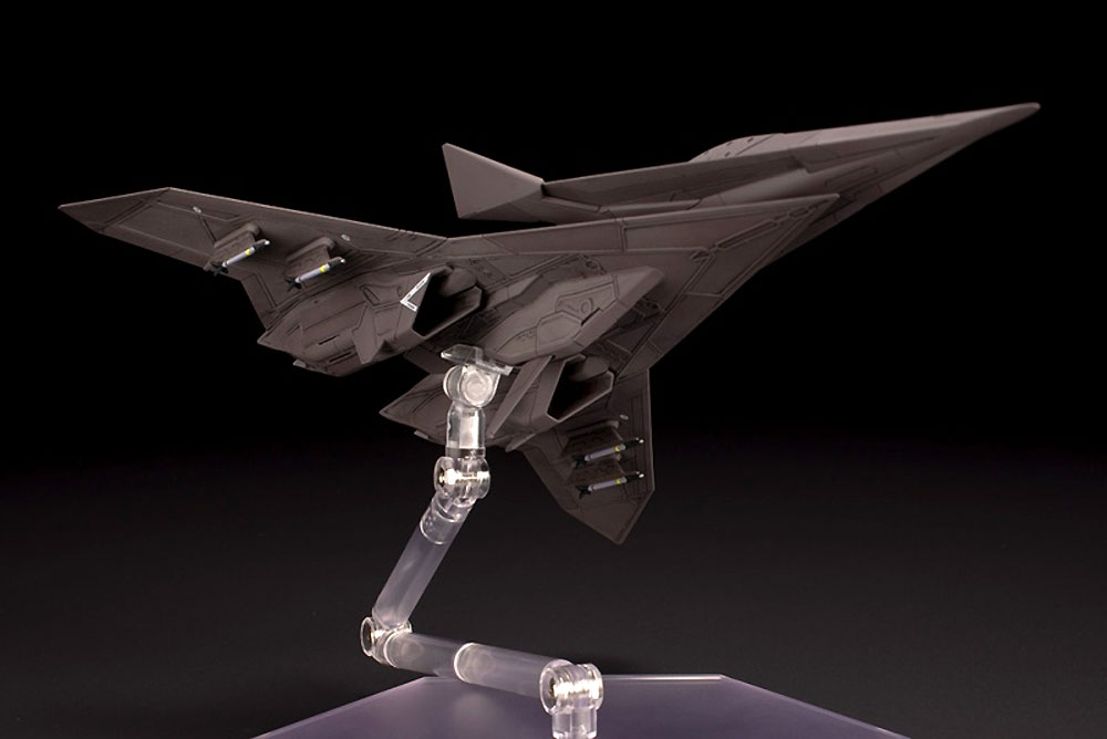 ADF-11F (エースコンバット スカイズ アンノウン)プラモデル(コトブキヤエースコンバット (ACE COMBAT)No.KP500)商品画像_3
