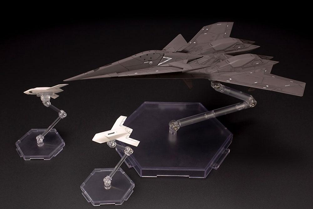 ADF-11F (エースコンバット スカイズ アンノウン)プラモデル(コトブキヤエースコンバット (ACE COMBAT)No.KP500)商品画像_4