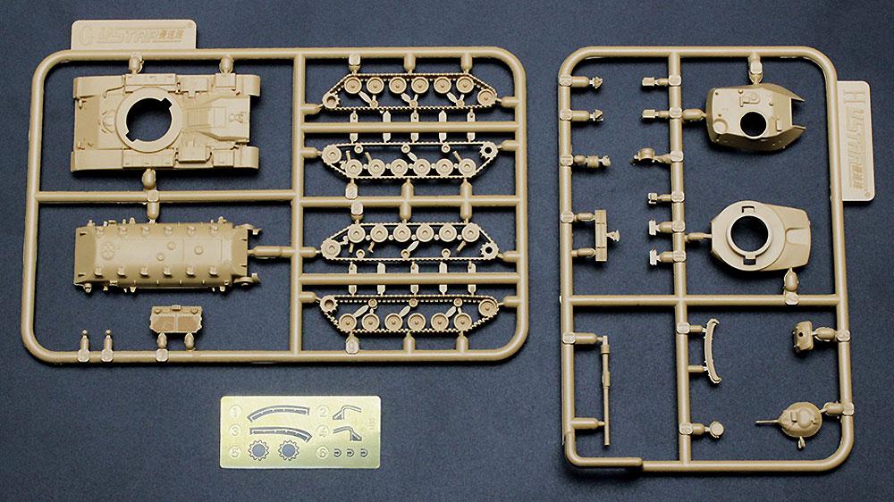 アメリカ陸軍 M60 パットン 主力戦車プラモデル(U-STAR HOBBYSCENE MODEL SERIESNo.UA-60003)商品画像_1