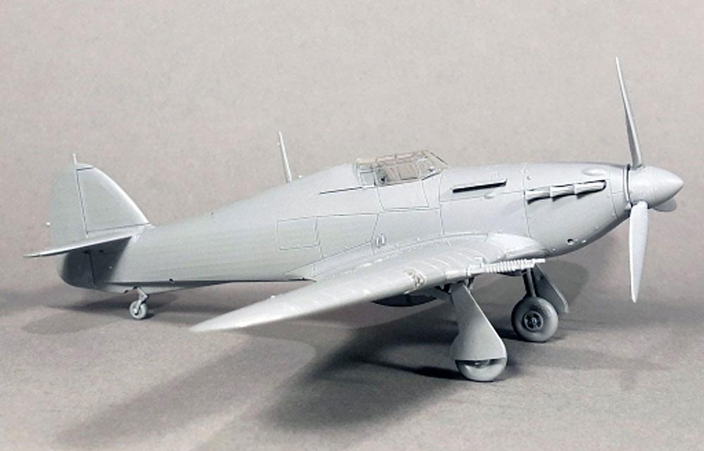 ホーカー ハリケーン Mk.2c エキスパートセットプラモデル(アルマホビー1/72 エアクラフト プラモデルNo.70035)商品画像_4