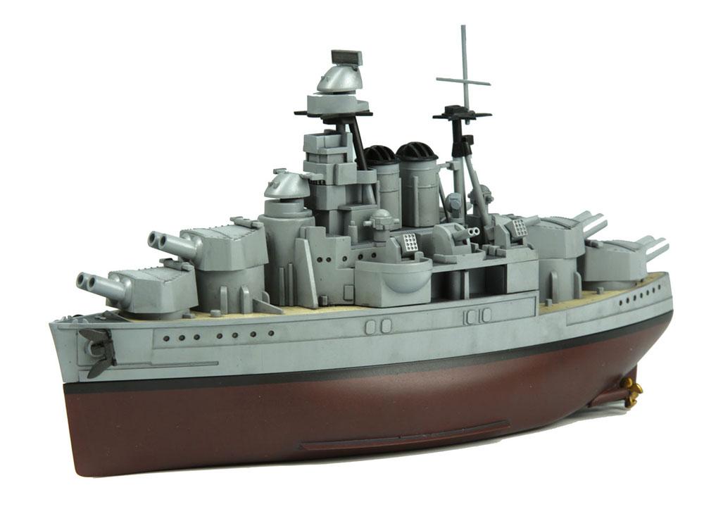 巡洋戦艦 フッドプラモデル(MENG-MODELウォーシップビルダーNo.WB-005)商品画像_1