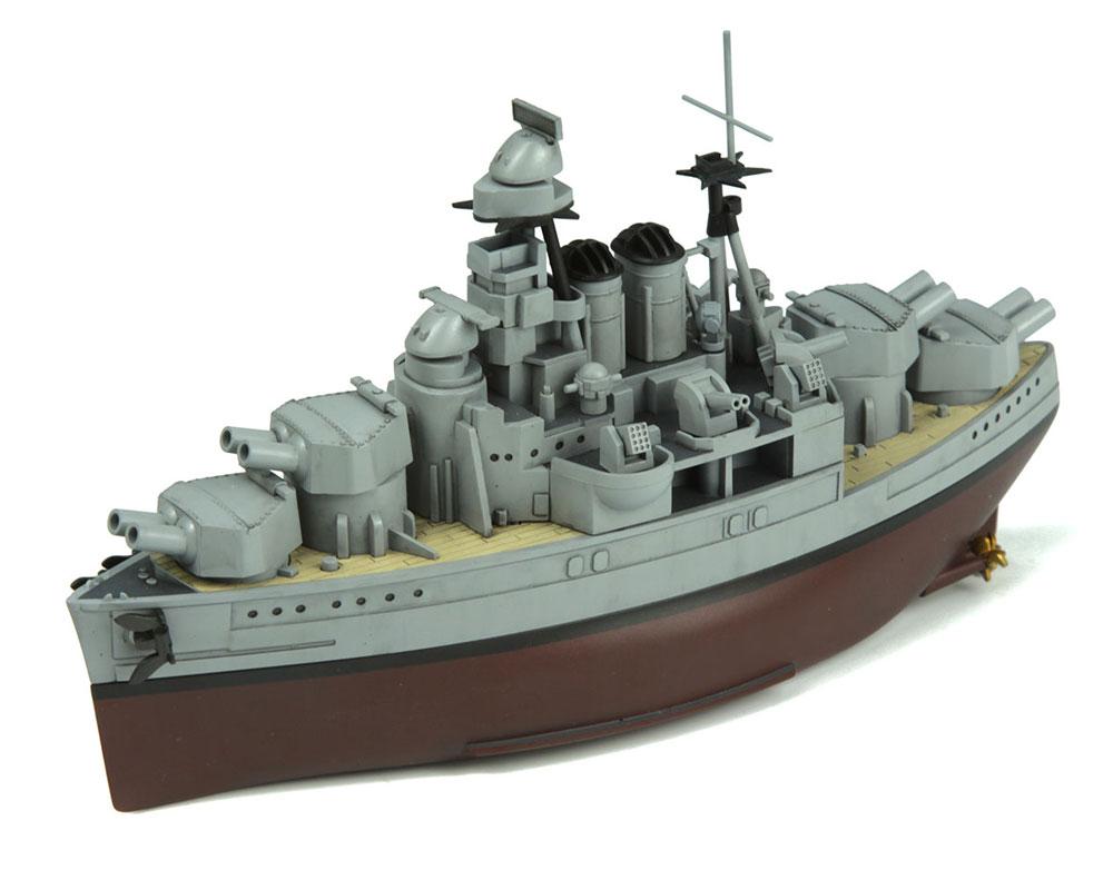 巡洋戦艦 フッドプラモデル(MENG-MODELウォーシップビルダーNo.WB-005)商品画像_2