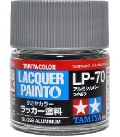 タミヤタミヤ ラッカー塗料LP-70 アルミシルバー