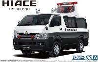 トヨタ TRH200V ハイエース 交通事故処理車 '07
